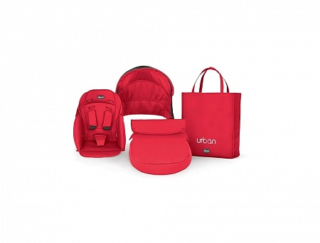 Набор для коляски Chicco Colour Pack for Urban Stroller (Red wave) 07079358930000