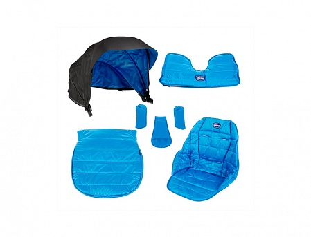 Набор для коляски Chicco Colour Pack for Urban Stroller (Emerald) 05079358840000